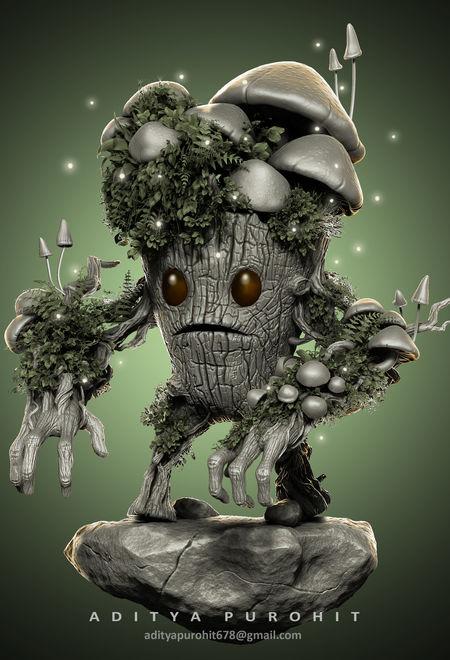 Aditya purohit the mushroom monster 4860703b 7z6e
