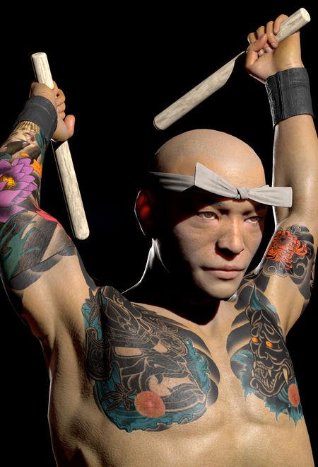 G locko taiko drummer 09165dbf 8que