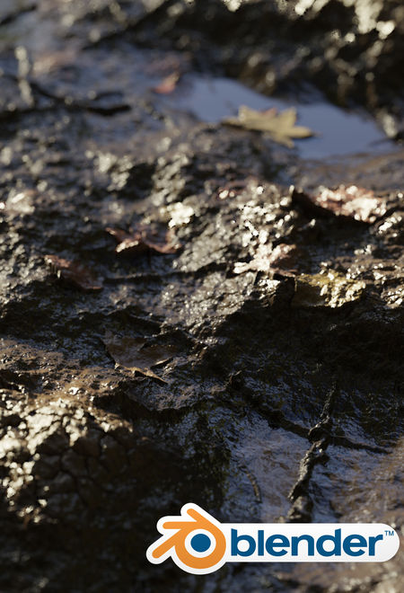 Pixelshatter semi procedural mud  ca918159 h1r3
