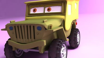 Sarge -[CARS Movie]-