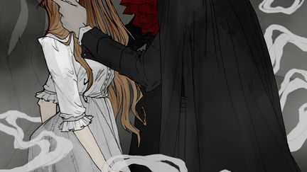 Dracula and Lucy