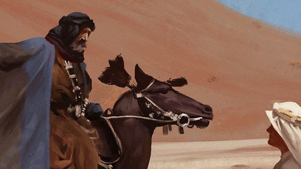 Shot Study: Lawrence of Arabia
