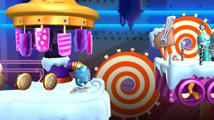 Mobile platform game