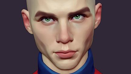 Male character / speedsculpt