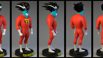 Freakazoid New model