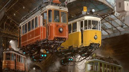 Tranvías