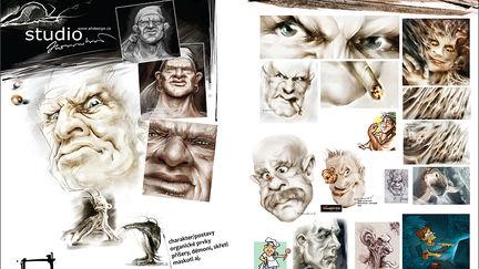 character concept studies