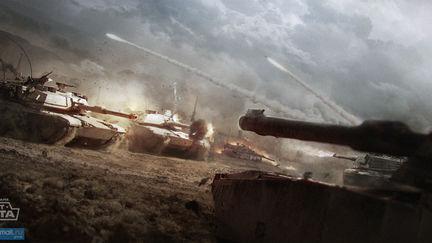 Armored Warfare - Combat