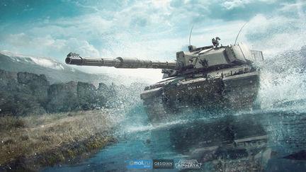 Armored Warfare - Water
