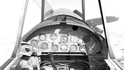 F4U Cockpit