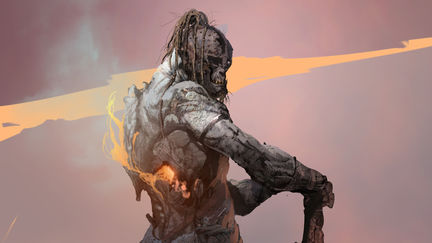 God of War Visual Development- DRAUGR