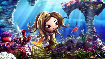The Curious Mermaid