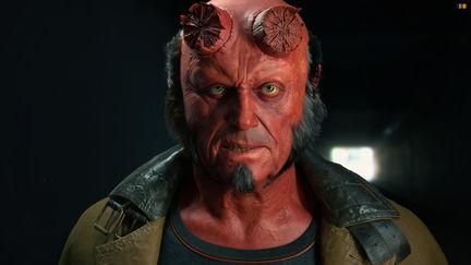 Hellboy (mcshane)