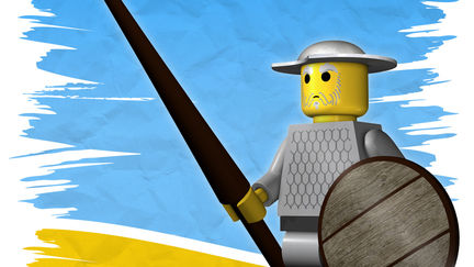 Lego, Made in Spain - Quijote