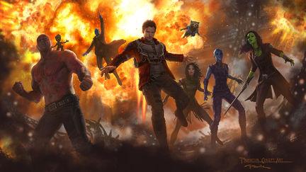 Guardians of the Galaxy Vol. 2 Keyframe