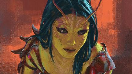 Mantis- Guardians of the Galaxy Vol. 2