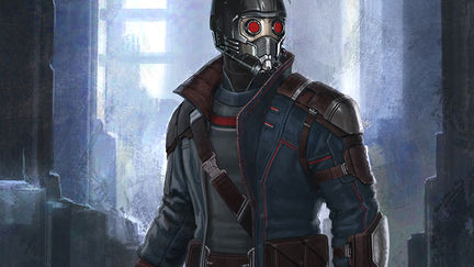 StarLord- Guardians of the Galaxy Vol. 2