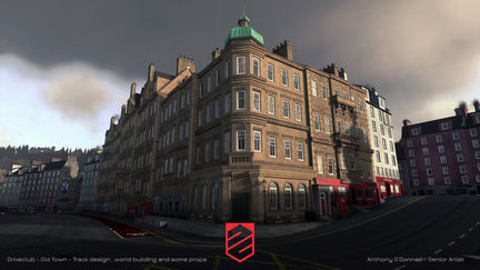 Driveclub - Old Town