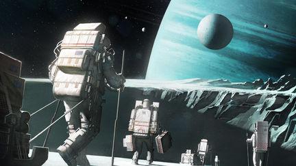 Space Pilgrims