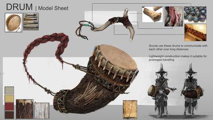 Nomad | Drum