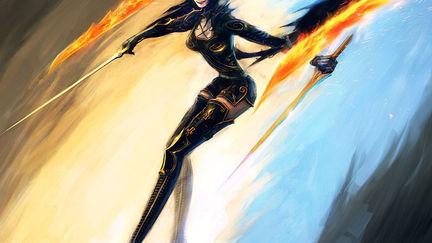 Sword Mage