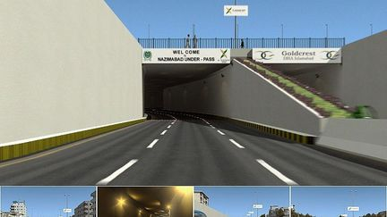 Nazimabad Underpass Drivethrough