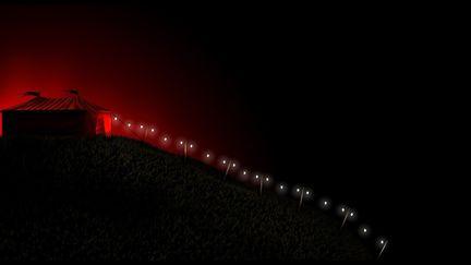 The Red Tent, Tate Chmielewski