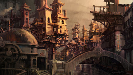City Outskirts