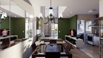 Apartment Unreal Engine 4