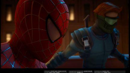 Spider-Man: Friend or Foe Cine