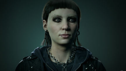 The Girl with the Dragon Tattoo Fanart