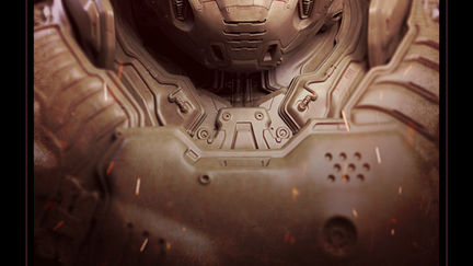 Doom Guy!