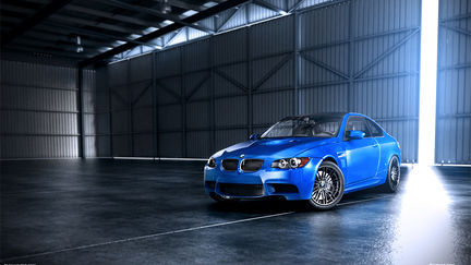 BMW M3 E92 2010