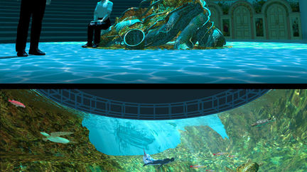 Mermaids Rock 2 Concept Artworks