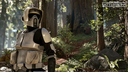 Star Wars Battlefront - Scouttrooper