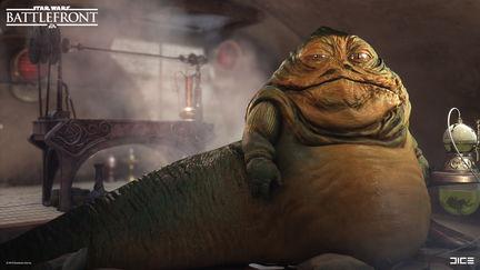 Star Wars Battlefront - Jabba the Hutt