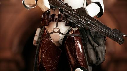 Star Wars Battlefront 2 - Clone Trooper Heavy Class
