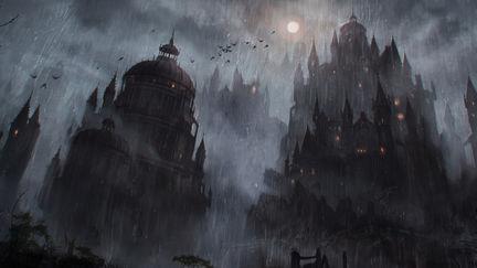Vlad The Impaler - Castle