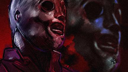 Corey Taylor. Slipknot. Fan art