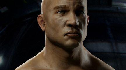 Character: Male Head