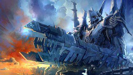 Hana:the rail canon dealer