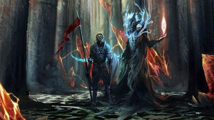 Iblis,blade of fallen seraph