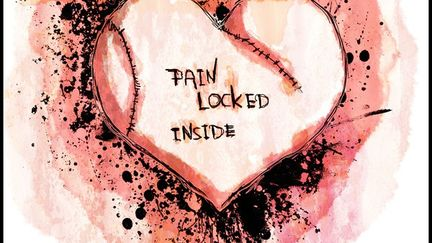 'Pain locked inside'