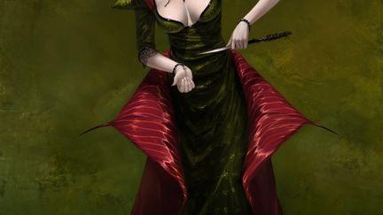 Lady Viridis