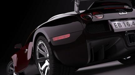 Bugatti Veyron Studio