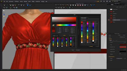 Free Marvelous Designer Tutorial How to Add Trims to Digital 3D Clothing