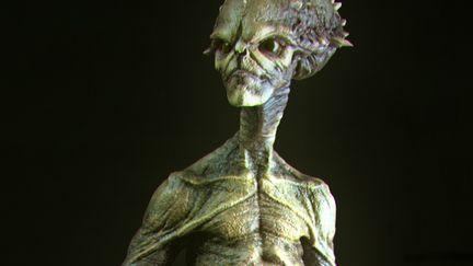 Alien for Siggraph