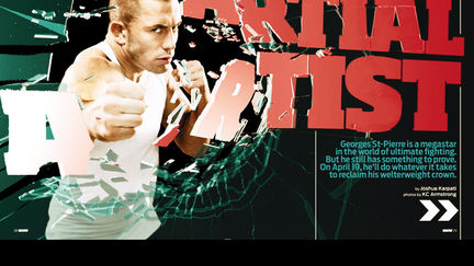 Georges St-Pierre spread1