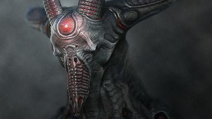 Demon biomeca