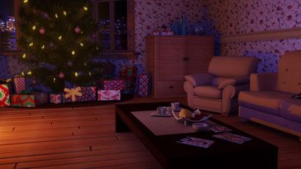 Lighting Challenge: Christmas